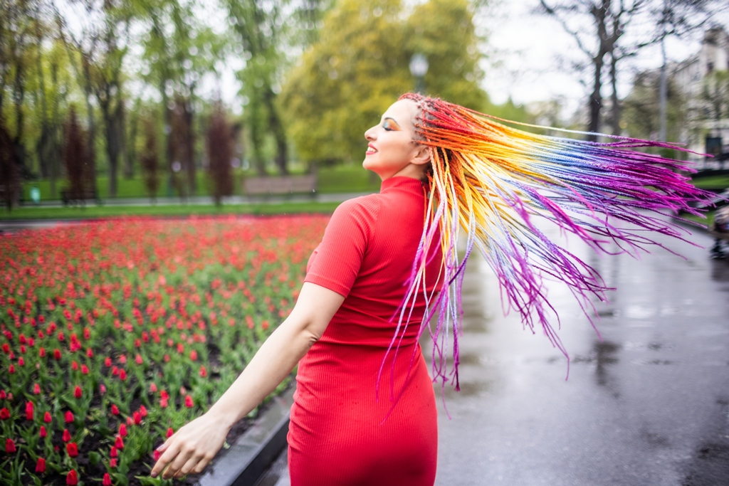 coiffure d'été pour femmes