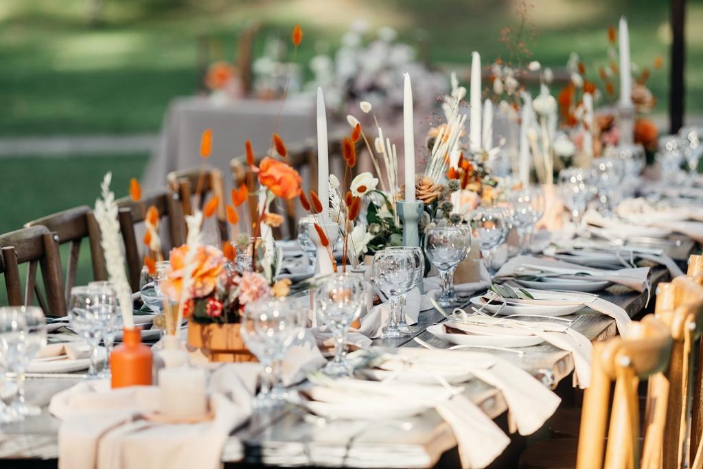 décoration et réception de mariage