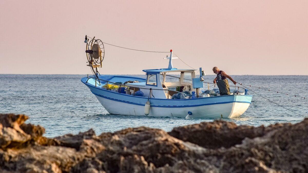 voyage de pêche